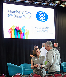 Lincolnshire Co-op's Members' Day which was held at the Lincolnshire Showground.<br /> <br /> Picture: Chris Vaughan Photography for Lincolnshire Co-op<br /> Date: June 9, 2018