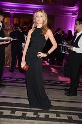 ANNABELLE WALLIS at the WGSN Global Fashion Awards held at the V&A museum, London on 30th October 2013.