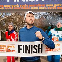New York Sorta Marathon - 11/12/17 - McCarren Park