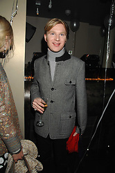 HENRY CONWAY at a party to celebrate the 1st birthday of nightclub Kitts, 7-12 Sloane Square, London on 5th March 2008.<br /><br />NON EXCLUSIVE - WORLD RIGHTS