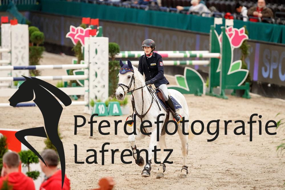 Schneevoigt, Gina Maria (GER) Taktyk<br /> Leipzig - Partner Pferd 2017<br /> © Stefan Lafrentz