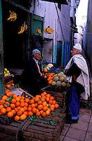 Maroc, Rabat, La Medina, Marché, Souk