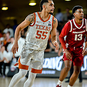 ESPN Armed Forces Classic between the Arkansas Razorbacks vs Texas Longhorns, Ft Bliss Texas, November 9, 2018, Andres Acosta El Paso Herald-Post