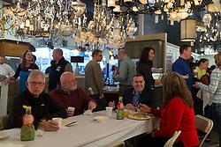 Home Builders Association of Lexington hosted a breakfast, Friday, Jan. 30, 2015 at the Ferguson Lighting Showroom in Lexington.