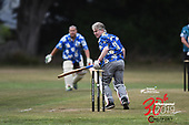 CRICKET DAY TWO