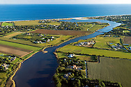 New York, Sagaponack, Lake Sagaponack , Long Island, South Fork