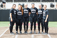 OC Softball Senior Day - 4/26/2014