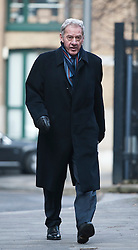 © Licensed to London News Pictures. 07/02/2012. London, UK.  Milan Mandaric arriving at Southwark Crown Court on February 7th, 2012. Mandaric faces two counts of cheating the public revenue. Charges relate to the payment of $295k from Milan Mandaric to Harry Redknapp via a bank account in Monaco, evading tax and national insurance, while the pair were at Portsmouth Football Club. Photo credit : Ben Cawthra/LNP