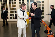 LAPO ELKANN KORAL RANDALL; , Launch party for Above magazine. Serpentine Gallery. London. 11 December 2009