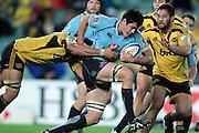 Dave Dennis. Waratahs v Hurricanes. 2012 Super Rugby round 15 match. Allianz Stadium, Sydney Australia on Saturday 2 June 2012. Photo: Clay Cross / photosport.co.nz