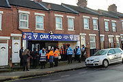 General view outside the Kenilworth Road stadium before the EFL Sky Bet League 1 match between Luton Town and Burton Albion at Kenilworth Road, Luton, England on 22 December 2018.
