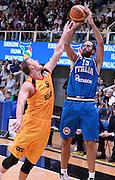 DESCRIZIONE : Trento Trentino Basket Cup Italia - Belgio<br /> GIOCATORE : Luigi Datome<br /> CATEGORIA : nazionale maschile senior A<br /> GARA : Trento Trentino Basket Cup Italia - Belgio<br /> DATA : 12/07/2014<br /> AUTORE : Agenzia Ciamillo-Castoria