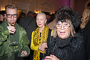 HILARY ALEXANDER, Isabella Blow: Fashion Galore! private view, Somerset House. London. 19 November 2013