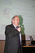 17/03/2008<br /> Conferenza stampa di presentazione Progetto Gimme 5<br /> Nella foto: fausto maifredi<br /> Foto Ciamillo