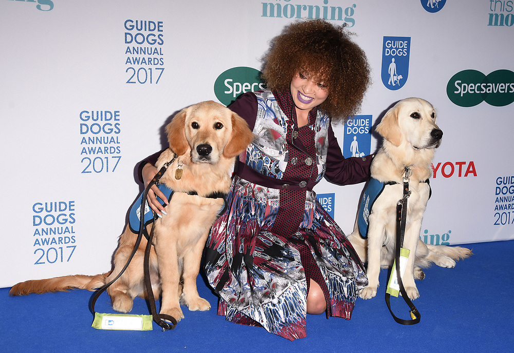 London, UK Pandora Christie at The Guide Dog Of The Year Awards held at The Hurlingham Club, Ranelagh Gardens, London on Wednesday 17 May 2017 <br /> Ref: LMK392 -46019-251113<br /> Vivienne Vincent/Landmark Media. <br /> WWW.LMKMEDIA.COM.