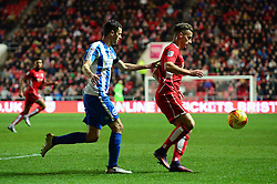 Joe Bryan of Bristol City is closed down - Mandatory by-line: Dougie Allward/JMP - 05/11/2016 - FOOTBALL - Ashton Gate - Bristol, England - Bristol City v Brighton and Hove Albion - Sky Bet Championship
