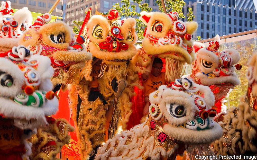 Chinese New Year San Francisco's  Chinatown California
