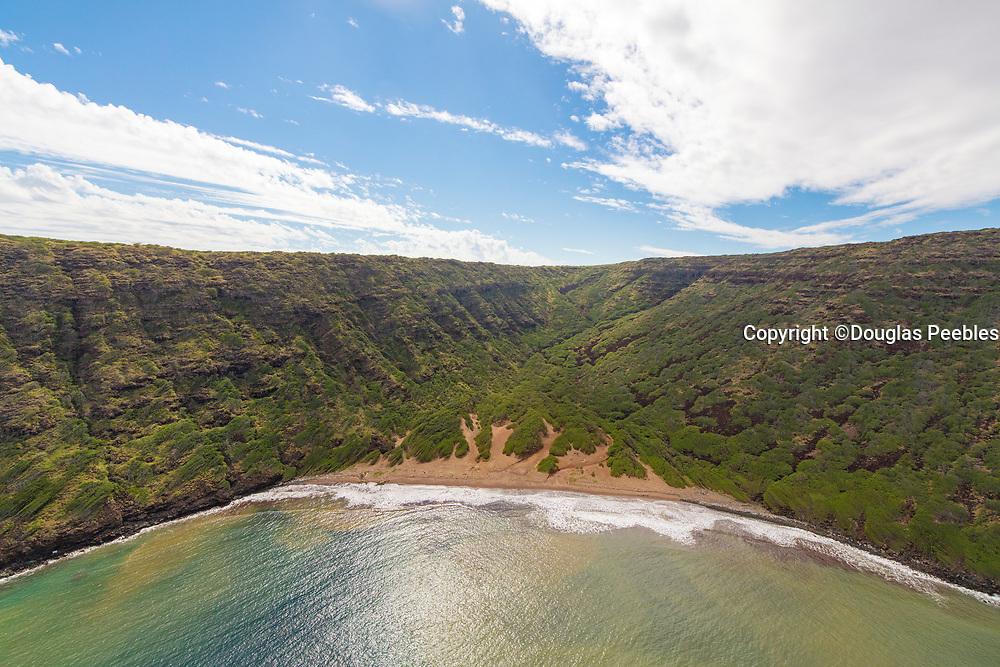 Kanapou Bay, Kahoolawe, Hawaii