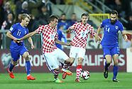 Croatia v Finland - 06 Oct 2017