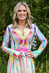© Licensed to London News Pictures. 20/05/2019. London, UK. Charlotte Hawkins attend Chelsea Flower Show. <br /> The Royal Horticultural Society Chelsea Flower Show is an annual garden show held over five days in the grounds of the Royal Hospital Chelsea in West London. The show is open to the public from 21 May until 25 May 2019. Photo credit: Dinendra Haria/LNP