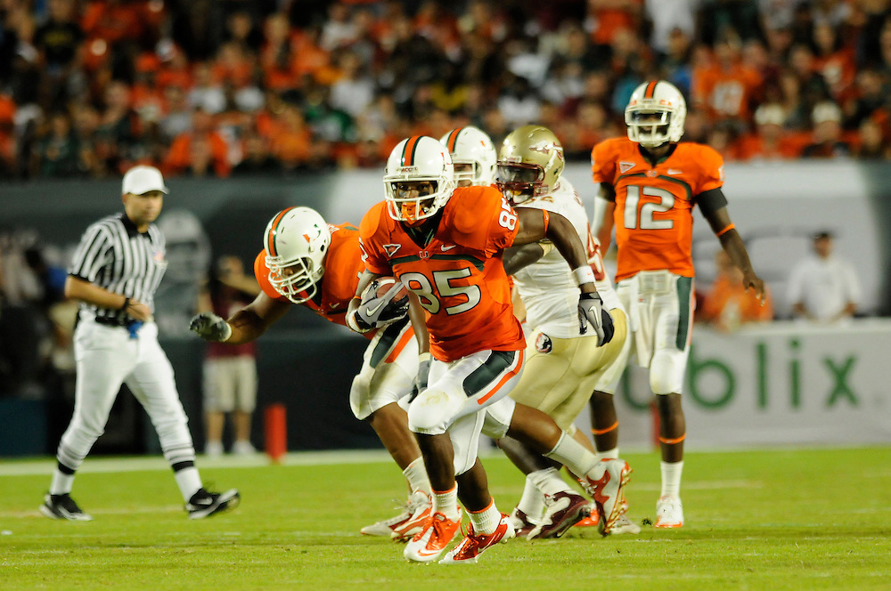 2010 Miami Hurricanes Football vs Florida State