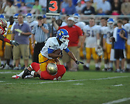 Lafayette High vs. Tupelo in Oxford, Miss. on Friday, August 17, 2012. Lafayette won 8-3.