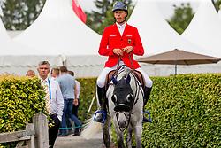 Ahlmann Christian, GER, Clintrexo Z<br /> CHIO Aachen 2019<br /> © Hippo Foto - Sharon Vandeput<br /> 18/07/19