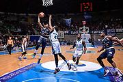 David Moss<br /> Pallacanestro Cantu' - Basket Leonessa Brescia<br /> Basket Serie A LBA 2018/2019<br /> Desio 07 April 2018<br /> Foto Mattia Ozbot / Ciamillo-Castoria
