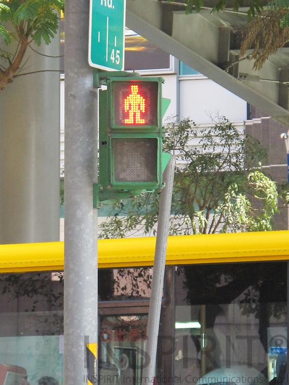 Pedestrian light in Taiwan. Photo: Tuuli Sauren / Inspirit International Communications