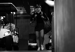 March 15, 2019 - Indian Wells, USA - Bianca Andreescu of Canada on her way to the court for her semi-final at the 2019 BNP Paribas Open WTA Premier Mandatory tennis tournament (Credit Image: © AFP7 via ZUMA Wire)