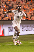 Moussa Sissoko  during the FIFA World Cup Qualifier match between Netherlands and France at the Amsterdam Arena, Amsterdam, Netherlands on 10 October 2016. Photo by Gino Outheusden.