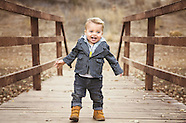 Colton turns one and family session