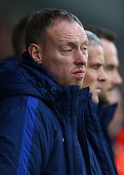 Head Coach of England Under 17s Steven Cooper