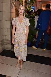 "Catherine Steadman at the opening of ""Frida Kahlo: Making Her Self Up"" Exhibition at the V&A Museum, London England. 13 June 2018."