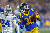 Jan 12, 2019-NFL-NFC Divisional Playoff-Dallas Cowboys at Los Angeles Rams