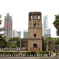 Old Panama (Panama Viejo) in Panama City, Panama. photo: Tito Herrera
