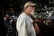 There aren't any locks on Johnny White's bar in the heart of the French Quarter in New Orleans because in 14 years the local watering hole has never closed.<br />