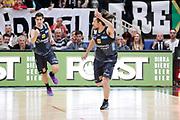 Toto Forray<br /> Dolomiti Energia Aquila Basket Trento - Germani Basket Brescia Leonessa<br /> Lega Basket Serie A 2016/2017<br /> PalaTrento 23/04//2017<br /> Foto Ciamillo-Castoria / M. Brondi