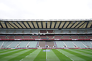 Twickenham stadium general view before the RBS 6 Nations match at Twickenham Stadium, Twickenham<br /> Picture by Andrew Tobin/Focus Images Ltd +44 7710 761829<br /> 21/03/2015