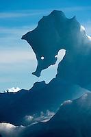 Eisgebilde in Grönland