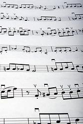 05 April 2014:   Sheet music