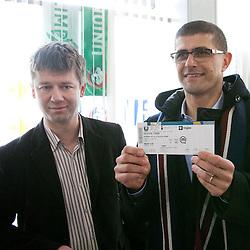 20120118: SLO, Ice Hockey - Press conference of Slovenian Ice Hockey Federation HZS