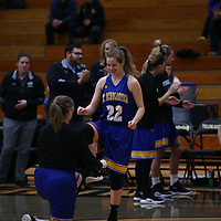 Women's Basketball: Concordia College, Moorhead Cobbers vs. The College of St. Scholastica Saints