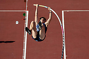 Alice Moindrot (FRA) competes in Pole Vault Women during the IAAF World U20 Championships 2018 at Tampere in Finland, Day 1, on July 10, 2018 - Photo Julien Crosnier / KMSP / ProSportsImages / DPPI