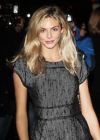 LONDON - DECEMBER 14:   Tamsin Egerton attends the English National Ballet Christmas Party at St Martins Lane Hotel, London, UK on December 14, 2011. (Photo by Richard Goldschmidt)