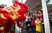 Foto: Gerrit de Heus. Den Haag. 13-02-2016. Landelijke viering Chinees Nieuwjaar.