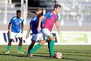 July 22, 2016: OKC Energy FC U23 plays South Florida Surf in a Southern Conference USL PDL semifinal game at Taft Stadium in Oklahoma City, Oklahoma.