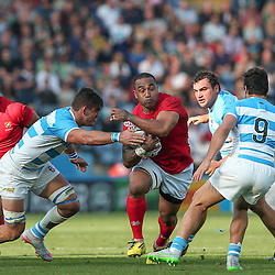 Argentina v Tonga | Rugby World Cup | 4 October 2015