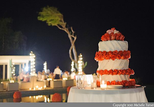 Casa China Blanca Wedding.  Images by Puerto Vallarta Wedding Photographer Michelle Turner.