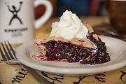 Marionberry Pie